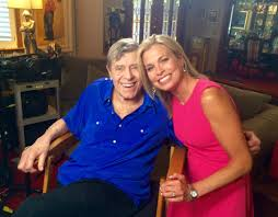 """Tracy Smith on Twitter: """"An intimate conversation with 90-year old Jerry  Lewis about comedy, directing, MD and yes, Dean. This @CBSSunday… """""""