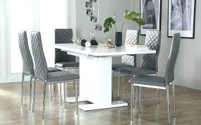 gray dining room chairs. Gray Dining Set White And Table Excellent Chairs Sets Furniture Choice Throughout Room R