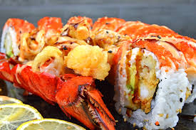 The Lobster Tail Roll is one of our ...