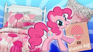 Pony Bedroom Accessories My Little Pony Bedroom Decorating Ideas Inspired By Mlp Youtube
