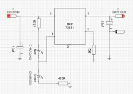 voltage li on charger reverse polarity protection electrical enter image description here