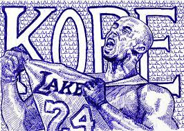 One of the most known basketball teams in the us, the los angeles lakers boast 16 victories in nba championships. Los Angeles Lakers Drawings Fine Art America