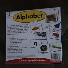 pocket chart cards alphabet identify