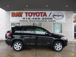 2011 Toyota RAV4 Limited 4WD in Black - 118364 | Jax Sports Cars ...