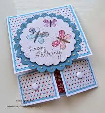 Folded Birthday Card Fold Birthday Card Magdalene Project Org