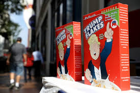 Spin More Be Should Voting Like Donald Buying Trump Cereal Thinks FqzwxICP