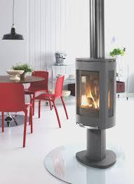 free standing propane fireplace. Contemporary Wood Burning Fireplace Closed Hearth Free Standing Propane