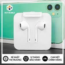 Tai nghe iPhone 11 Chính Hãng - Zin Bóc Máy - Hot Mobile