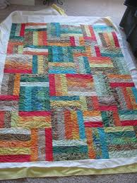 116 best Jelly Roll Quilts, Strip Quilts, String Quilts images on ... & mmm quilts: Popsicle Sticks Adamdwight.com