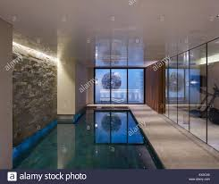 basement pool glass. Exellent Basement Interior View In Basement Pool Area Private Residence London United  Kingdom Architect STUDIO INDIGO 2015 With Basement Pool Glass L