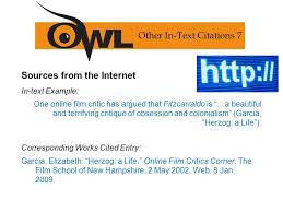 Works Cited Example Mla Regulates Document Format In Text Citations The Works Cited A