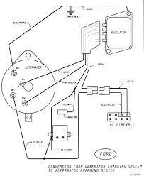 alternator wiring diagram ford 302 solidfonts ford crown victoria alternator wiring diagrams