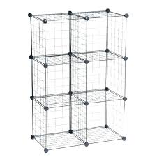 rolling wire rack shelves modular shelving cubes modular shelving cubes depot cube storage wire cube floor display wire storage grid dream home ideas tv