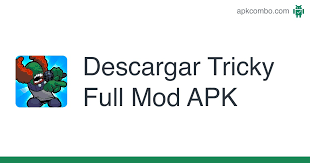 Android gaming and application sharing platform. Tricky Full Mod Apk 0 2 7 2 Juego Android Descargar