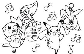 Free Pikachu Coloring Pages Inspirational Free Coloring Pages