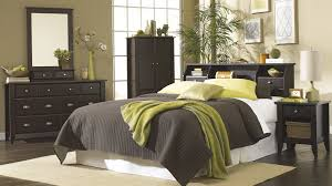 bed for office. Shoal Creek - Jamocha Wood Bed For Office E