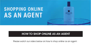 How to Shop Online as an Agent - Arthur Ford