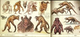 fallout 3 concept art 03 claws