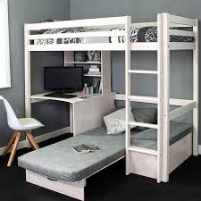 Sale Thuka HIT High Sleeper Bed with Desk & Chairbed