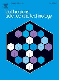 Cold Regions Science And Technology Journal Elsevier