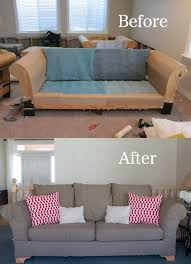diy strip fabric from a couch and reupholster it home projects of all kinds diy furniture reupholster furniture and diy