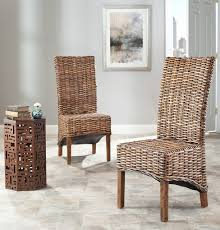 stylish modest indoor wicker dining chairs 3 importance of indoor wicker furniture justasksabrina for with from
