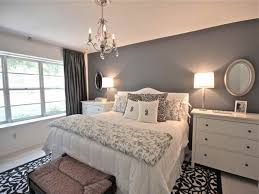 Grey and White Bedroom Ideas — Incredible Homes : Gorgeous Grey and ...