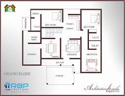 single floor 4 bedroom house plans kerala elegant house plan luxury two y house plans in