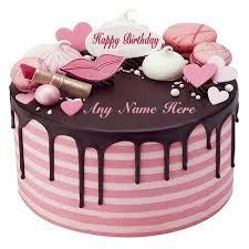 Write Name On Birthday Birthday Wishes Cake With Name Edit Gifaya