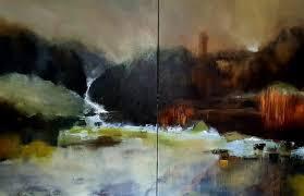 ▷ Cascade. by Corinne Marino, 2020 | Painting | Artsper (999906)