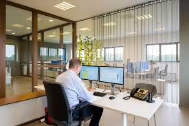 office space dividers. room dividers for office download curtain gen4congress space t