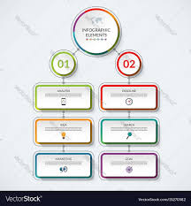 Flow Template Infographic Flow Chart Template