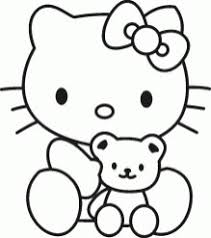 Pypus is now on the social networks, follow him and get latest free coloring pages and much more. 20 Free Printable Hello Kitty Coloring Pages Everfreecoloring Com
