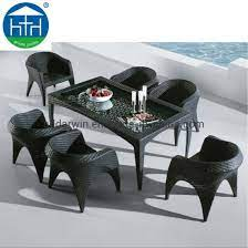 leisure outdoor furniture hotel rattan