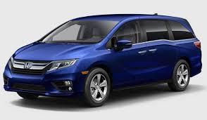 Compare 2018 Honda Odyssey Trim Levels Ms Honda Dealer
