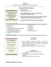 Resume Templates For Pages Free Resume For Study