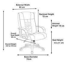 office chair drawing. Delighful Chair Swivel Leather Executive Office Furnitue Computer Desk Chair Black  Amazoncouk Kitchen U0026 Home On Drawing A