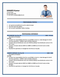 Example Resume Format Hudsonhs Me