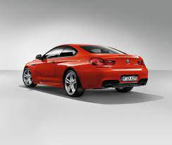 Dynamic Exclusive Distinctive M Sport Edition For The Bmw 6 Series