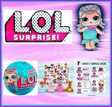Surprise Images Free Lol Surprise L O L Dolls Pets Hot Toy Free Shipping Ebay