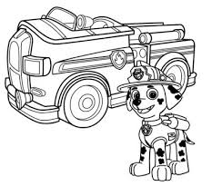 Small Picture Paw Patrol Badges Coloring Page Free Coloring Pages Online