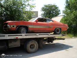 1970 70 1971 1971 TORINO GT PARTS id 3822 For Sale