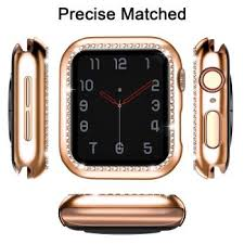 Compatible With Apple Watch Case Hard Pc Bumper: Buy Watch Accessories at  Factory Price - Club Factory