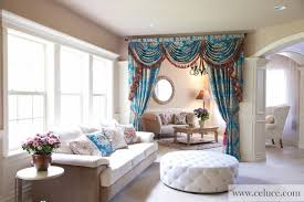 Family Room Curtain  HouzzTraditional Living Room Curtains