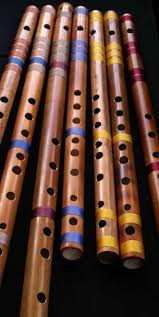 8 Hole Carnatic Flute Finger Chart Carnatic Flute Anubodh Bansuri Flutes
