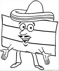 Small Picture Spanish Flag Coloring Page Coloring Home