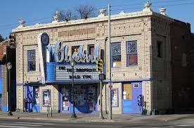 Blue Bird Theater limo