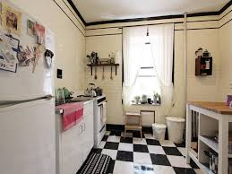 black white flooring 2017 grasscloth wallpaper kitchen checd black and white kitchen floor tiles