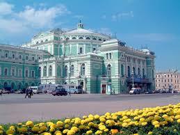 Мариинский театр Информация о театре Мариинский театр