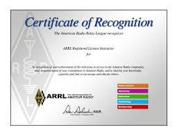 Certificate Of Appreciation Volunteer Work Instructor Recognition Certificate